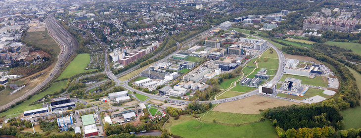 The Center is part of the Sustainable Energy Cluster on the RWTH Aachen Campus.